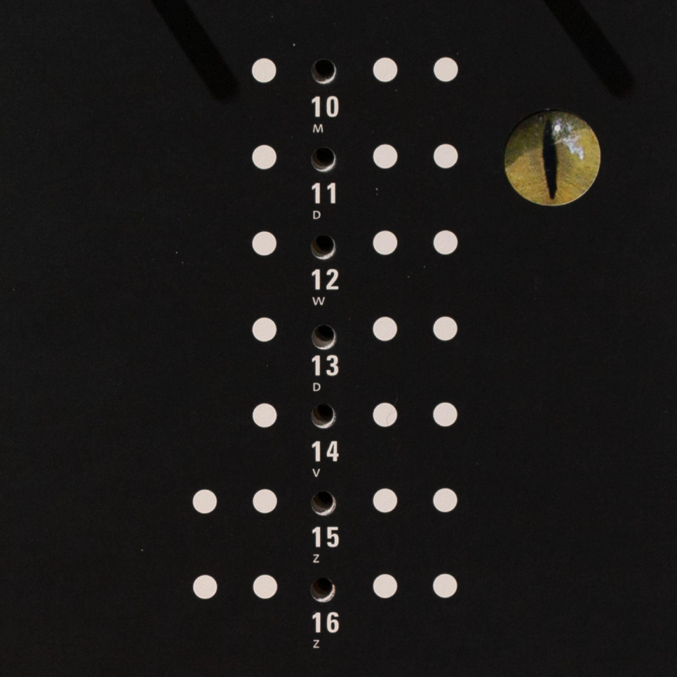 drukkerij elco . calendar series. design concept